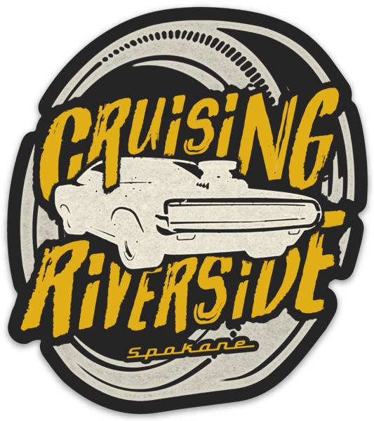 Cruising Riverside Spokane